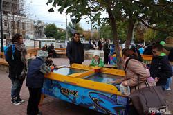 Кандидат в депутаты Одесского горсовета маскируется под юриста и проводит детский праздник (ФОТО)