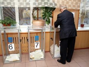 Голосование в Одессе начинается вяло