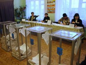 На избирательный участок в Одессе на полях орошения не пустили наблюдателей