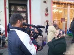 Гурвиц кинул свою предвыборную команду: агитаторы штурмуют его офис в центре Одессы (ФОТО)