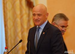 Фотоподробности первой сессии Одесского горсовета нового созыва