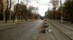 Одесситы высадили почти сто деревьев на Французском бульваре