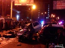 Авария в Одессе на Среднефонтанской унесла жизни шести человек