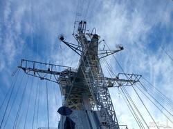 Флагман ВМС Украины получил новый современный радар (ФОТО)