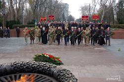В Одессе отмечают День Вооруженных сил Украины (ФОТО)