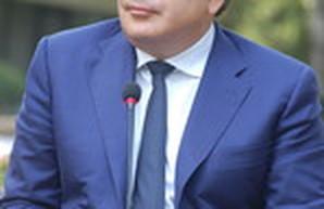 Во время антикоррупционного форума Саакашвили огласил список главных взяточников