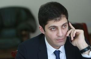 Прокурор Одесской области также принял участие в конфликте с Саакашвили