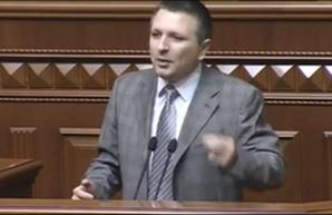 Нардеп Голубов поздравляет Саакашвили с Днем рождения в виде очередных обвинений
