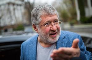 Коломойский отрицает свои угрозы в адрес Саакашвили, а автор интервью настаивает на его правдивости