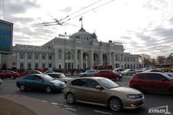 Из-за заминирования с одесского вокзала перестали отправляться поезда (ФОТО)