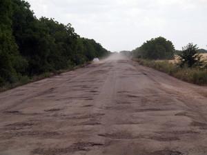 Одесская таможня провалила финансирование ремонта дорог в регионе