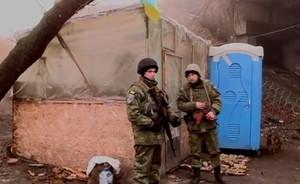 """Комбат одесского батальона """"Шторм"""" ушел в отставку, а Саакашвили раскритиковал условия пребывания бойцов (ВИДЕО)"""