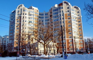 Зимняя Одесса: бульвар Французский весь в снегу (ФОТО)