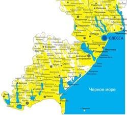 Дунай затапливает остров в Одесской области