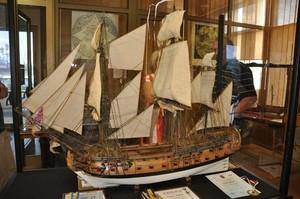 Одесский музей морского флота переехал в музей де Волана