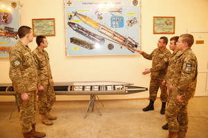 В Одесской военной академии октрыли новый учебный корпус