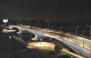 Одесская область заменит старый понтонный мост через Сухой лиман на новый путепровод за 131 миллион