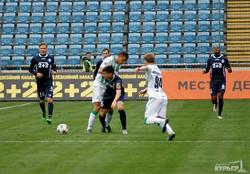 В Одессе сыграли первый матч весенней серии чемпионата Украины по футболу (ФОТО)