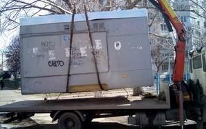 В Одессе ликвидировали 15 торговых павильонов