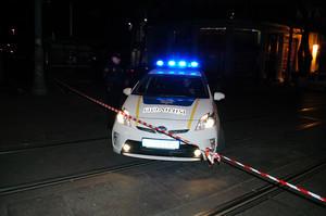 Фотоподробности смертельного ограбления одесских инкассаторов (ФОТО 18+)