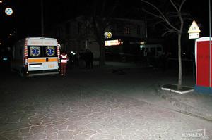 Полиция: грабитель одесских инкассаторов застрелился сам