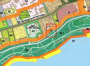Единственный участок Нагорного бульвара в Одессе хотят застроить высотками