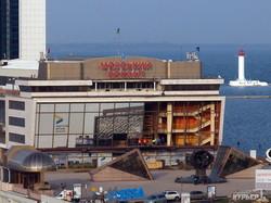 Превращение морвокзала в таможенный терминал не помешает туристам с лайнеров, - порт