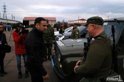 """Одесский батальон """"Шторм"""" снова отправился в зону АТО (ФОТО)"""