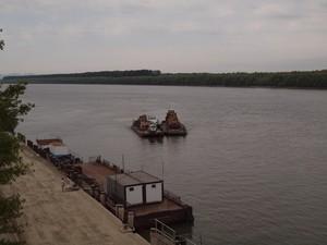 На Дунае начинается весенний паводок