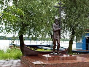 Большая вода на Дунае добралась до Вилково