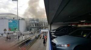 В аэропорту столицы Бельгии произошел теракт