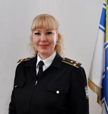 Впервые в истории Украины капитаном 1-го ранга ВМС стала женщина