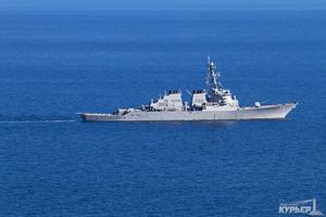 """В Одессе военные моряки начали готовиться к следующим учениям """"Си-Бриз"""""""