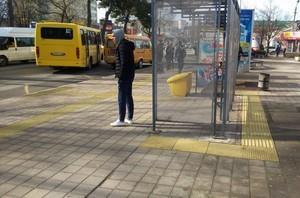 На одесских тротуарах установят плитку для слабовидящих