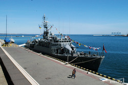 В Одессе гостят фрегат и корвет турецкого ВМФ (ФОТО)