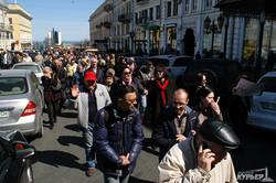"По Одессе прошел маршем ""Прокурорский майдан"" (ФОТО)"