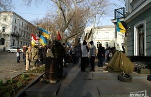 Прокурорский майдан: работников одесской прокуратуры пустят на рабочие места