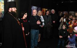 В Одессе открылась выставка, посвященная революционным событиям на Майдане (ФОТО)