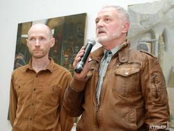 В Одессе открылась выставка Артура Израйляна (ФОТО)