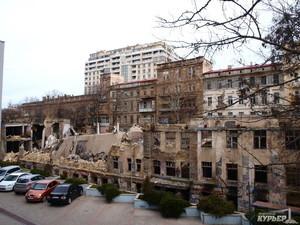 Одесская мэрия намерена ремонтировать Деволановский спуск