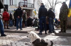 Прокурорский майдан: Стоянов ушел на больничный