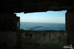 Прогулка по чреву Одессы: руины спасательной станции и пляжа в Люстдорфе (ФОТО)