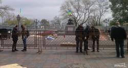 На Думской площади продолжается митинг (ФОТО, ВИДЕО)