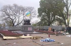 Пятеро одесских титушек задержаны полицией