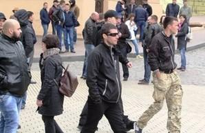 Грузинская команда Саакашвили могла быть причастной к разгону антитрухановского майдана в Одессе