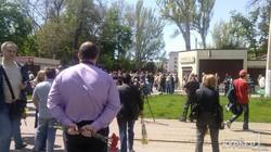 Перед акцией сепаратистов на Куликовом поле обнаружили три гранаты, - полиция (ФОТО)