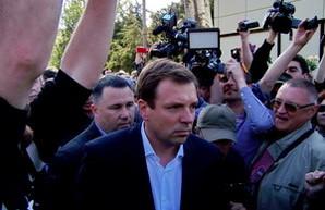 Скорик с позором сбежал с Куликова поля (ФОТО, ВИДЕО)