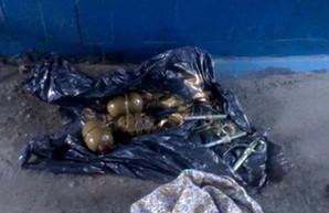 Как Лорткипанидзе у одесского вокзала гранаты нашел (ВИДЕО)