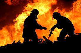 В Одесской области сгорели маршрутки