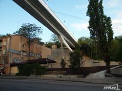 Ремонт Тещиного моста в Одессе почти завершен (ФОТО)